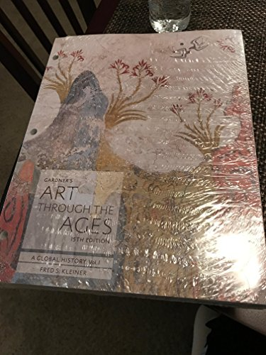 9781285781846: 1: Gardner's Art through the Ages: A Global History, Volume I