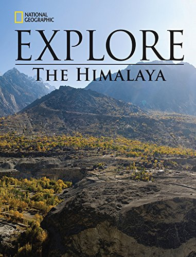 9781285782522: National Geographic Explore: The Himalaya