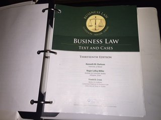 9781285834627: Business Law: Text and Cases