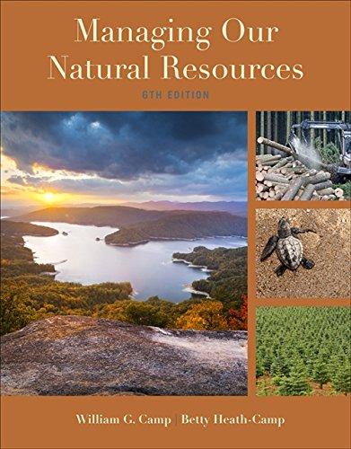 9781285835075: Managing Our Natural Resources