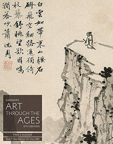9781285838151: Gardner's Art through the Ages: Backpack Edition, Book F: Non-Western Art Since 1300