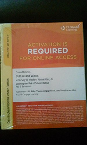 MindTap Reader (with CourseMate Online Study Tool) for Cunningham/Reich/Fichner-Rathus' Culture...