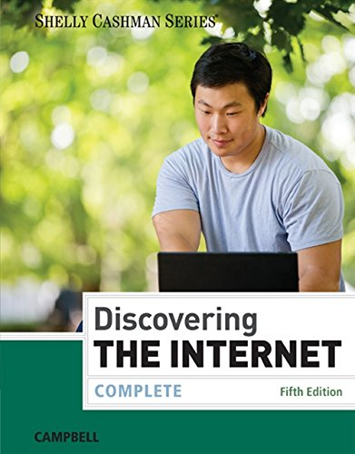9781285845401: Discovering the Internet: Complete