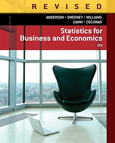 9781285846323: Statistics for Business & Economics, Revised