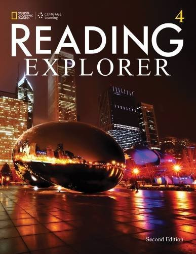 9781285846927: Reading Explorer 4 Sb - Standalone book