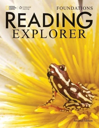 9781285847009: Reading Explorer Foundations: Student Book