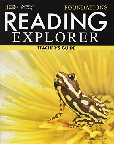 9781285847023: Reading Explorer Foundations Teacher's Guide