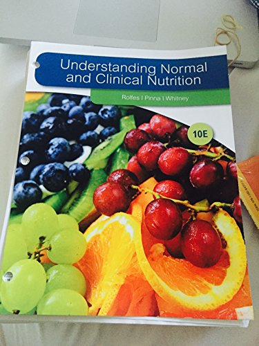 9781285847177: Understanding Normal and Clinical Nutrition