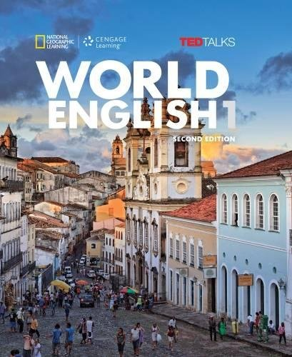 9781285848358: World English 1 Student Book with CD-ROM