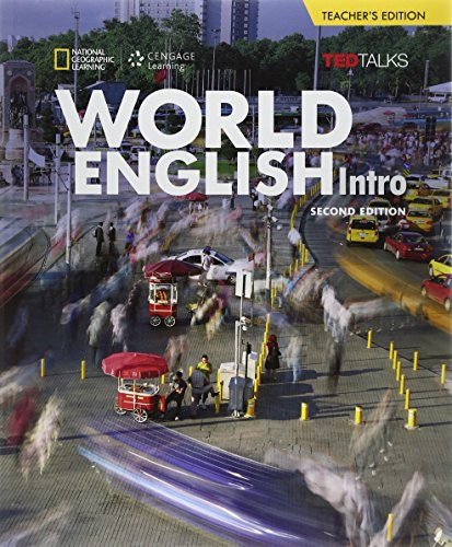 9781285848389: World English with TED Talks Intro - Teacher Book- Beginner (2nd Edition)