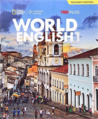 9781285848396: World English with TED Talks 1 - High Beginner Teacher Book (2nd Edition)