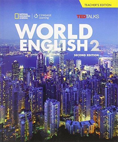 9781285848402: World English 2, 2nd Edition, Teacher's Edition