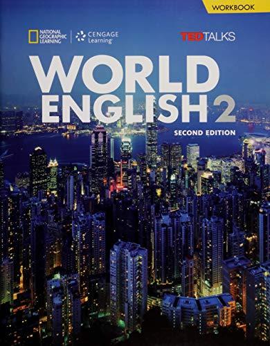 9781285848440: World English 2, Second Edition Workbook