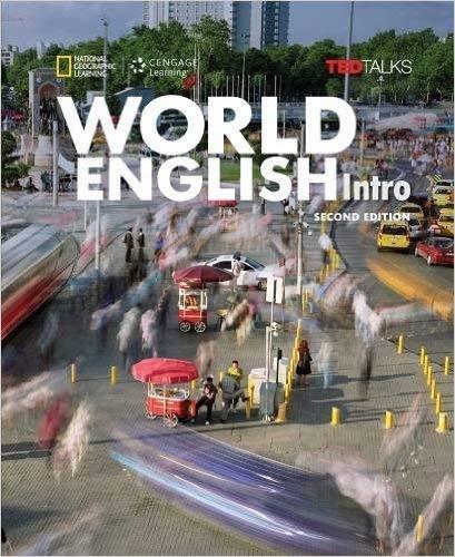 9781285848846: World English 2e Intro-A Combo Split+intro CDROM Pkg