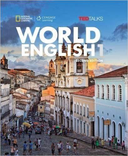 9781285848877: World English 2e 1b Combo Split + 1 CDROM Pkg