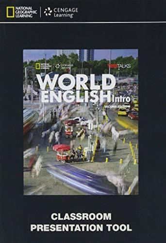 9781285849003: World English Intro: Classroom Presentation Tool
