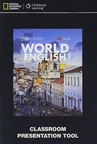 9781285849010: World English 1: Classroom Presentation Tool