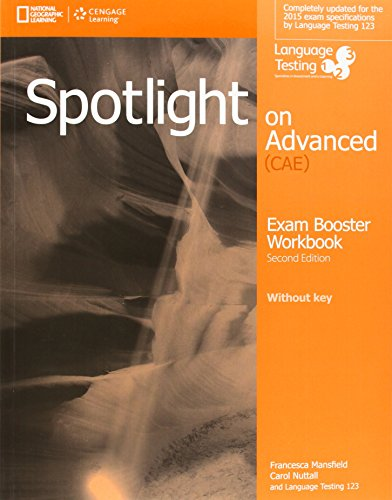 9781285849393: Spotlight on Advanced Exam Booster