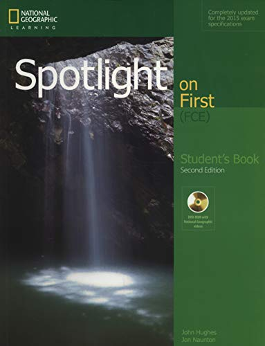 9781285849485: Spotlight on first. FCE. student's book. Per le Scuole superiori (Book & CD Rom)