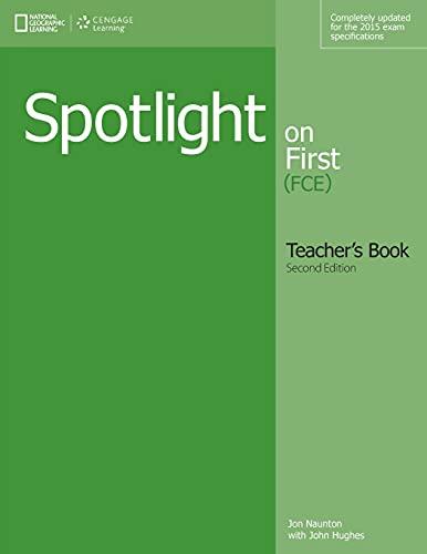 9781285849492: Spotlight on First Teacher's Book