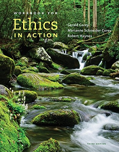 9781285850337: Ethics in Action (Workbook With DVD and CourseMate, 1 term (6 months) Printed Access Card)