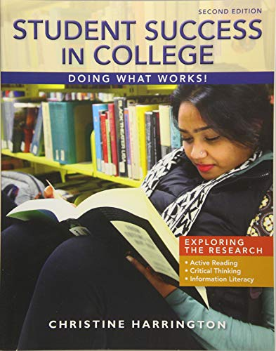 9781285852171: Student Success in College: Doing What Works!