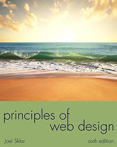 9781285852645: Principles of Web Design (The Web Technologies Series)