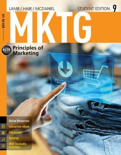 9781285860169: MKTG 9 (with Online, 1 term (6 months) Printed Access Card) (New, Engaging Titles from 4LTR Press)