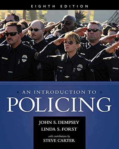 9781285862736: An Introduction to Policing