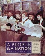 A People and a Nation (HS EDITION): Mary Beth Norton,