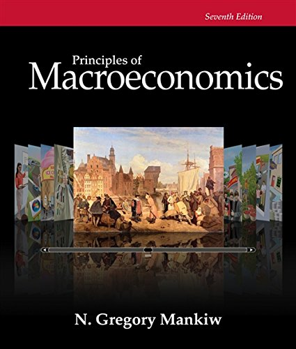 9781285864259: Study Guide for Mankiw's Principles of Macroeconomics, 7th