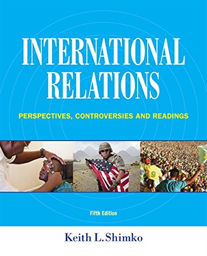 9781285865164: International Relations: Perspectives, Controversies and Readings