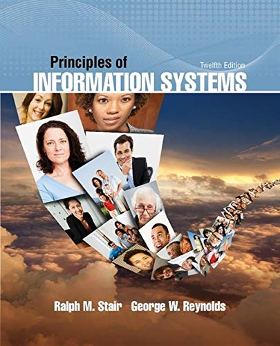 9781285867168: Principles of Information Systems