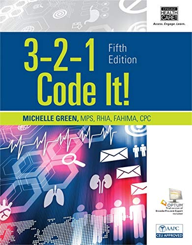 9781285867212: 3-2-1 Code It! (with Cengage EncoderPro.com Demo Printed Access Card)