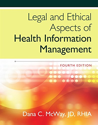 9781285867380: Legal and Ethical Aspects of Health Information Management