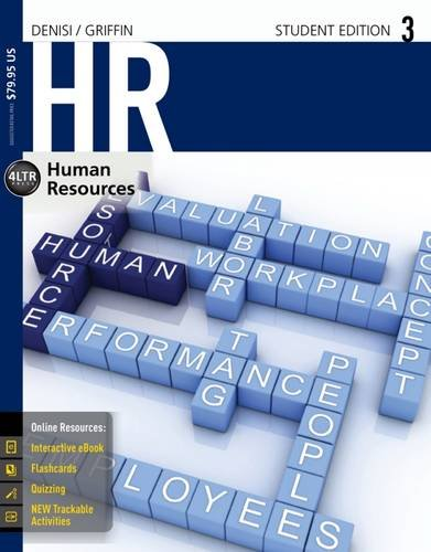 9781285867571: HR3 (with CourseMate, 1 term (6 months) Printed Access Card) (New, Engaging Titles from 4LTR Press)