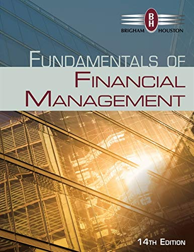fundamentals of financial management Buy fundamentals of financial management 12th edition (9780324597707) by eugene f brigham and joel f houston for up to 90% off at textbookscom.