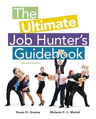 9781285868103: The Ultimate Job Hunter's Guidebook