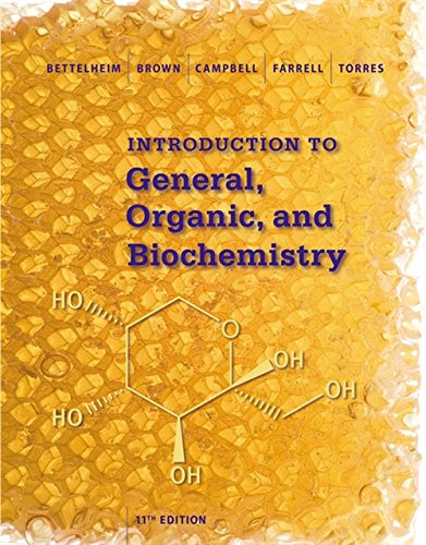 9781285869759: Introduction to General, Organic and Biochemistry