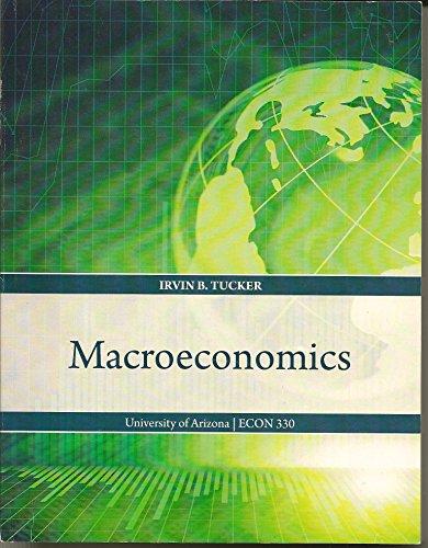 Microeconomics : ECON 330: University of Arizona: Irvin B. Tucker