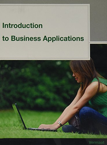 9781285877112: Introduction to Business Applications
