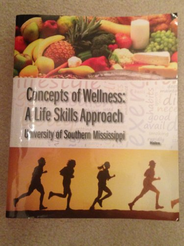 9781285878287: Concepts of Wellness: A Life Skills Approach