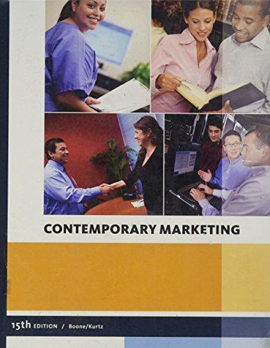 9781285880129: Contemporary Marketing
