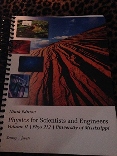 9781285885223: Physics for Scientists and Engineers