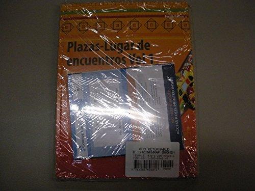 9781285896816: Plazas-Lugar De Encuentros Vol 1 4th Edition University of Sothern California Custom Edition