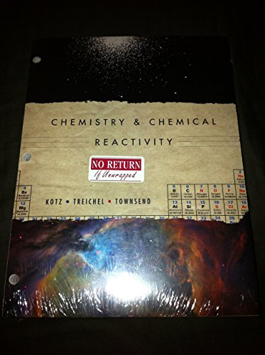 9781285896946: Chemistry and Chemical Reactivity, 8th Edition