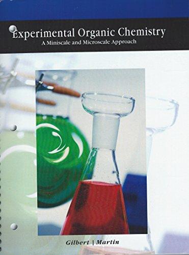 9781285908472: Experimental Organic Chemistry