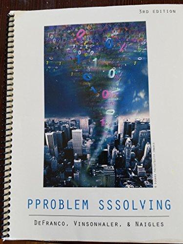 9781285908663: PProblem SSSolving