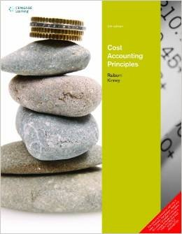 9781285911892: Cost Accounting - Foundations and Evolutions