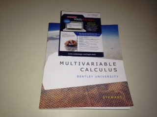 9781285917702: Multivariable Calculus